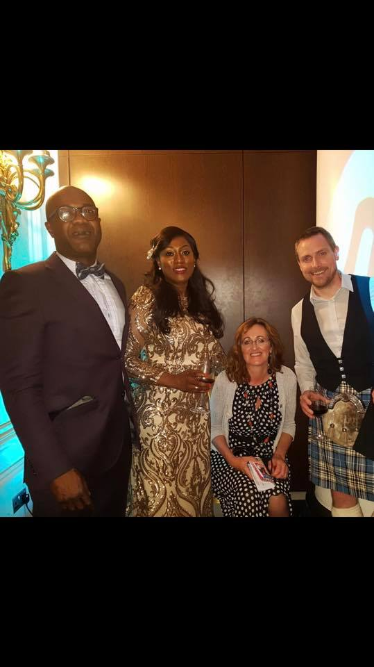 Yvonne honoured as a 'BEST' Hero