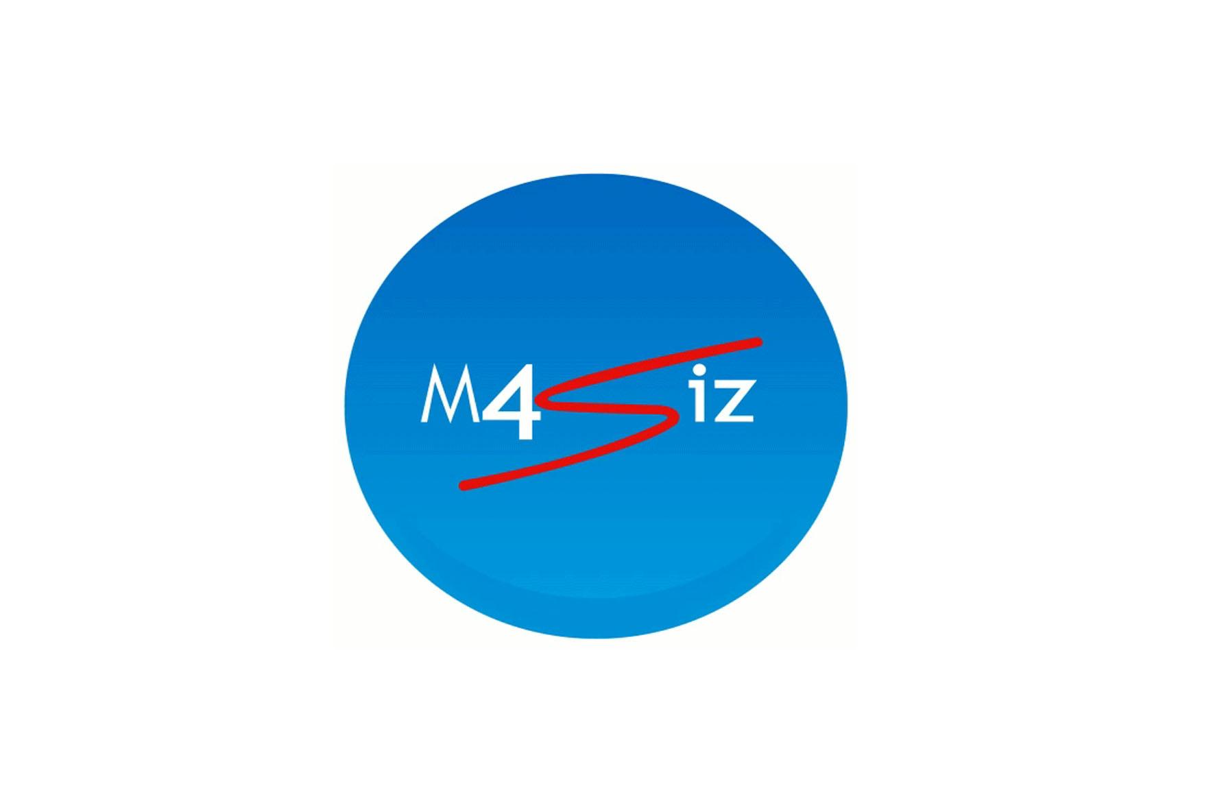 M4Siz Logo